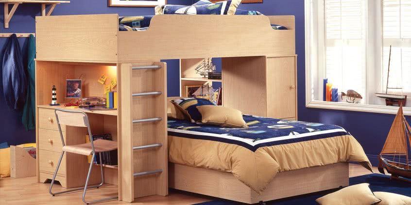 Idealny pokój i meble dziecięce