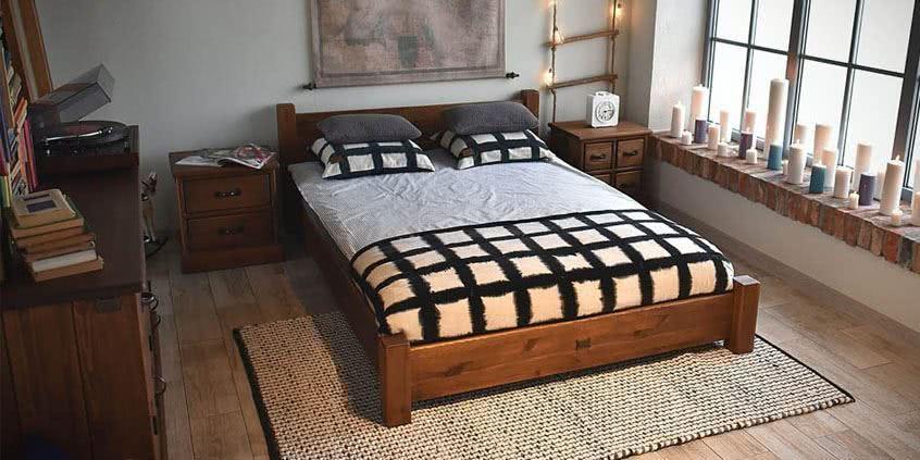 aranżację sypialni