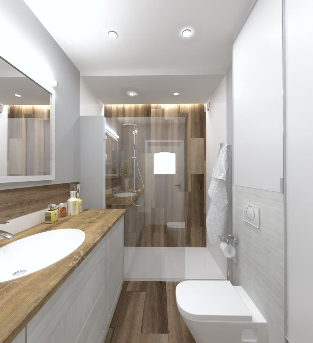 Drewniane Meble Do łazienki Seart