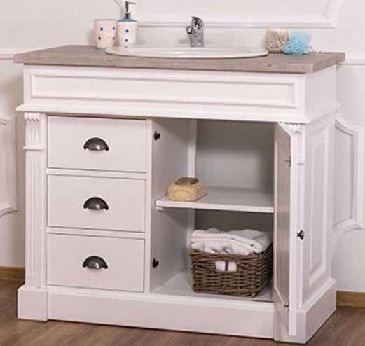 Jak urządzić łazienkę drewnianymi meblami?