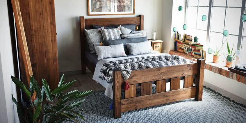 łóżka do małej sypialni