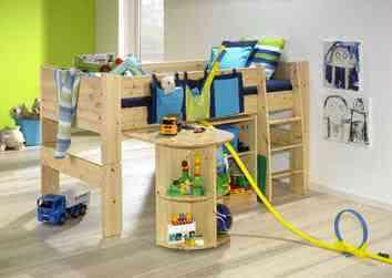 Ekologiczny pokój dla małego dziecka