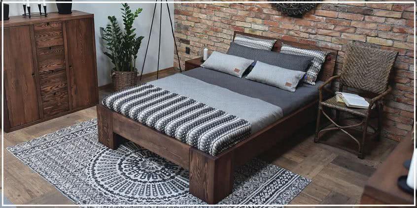 Idealne łóżko do sypialni