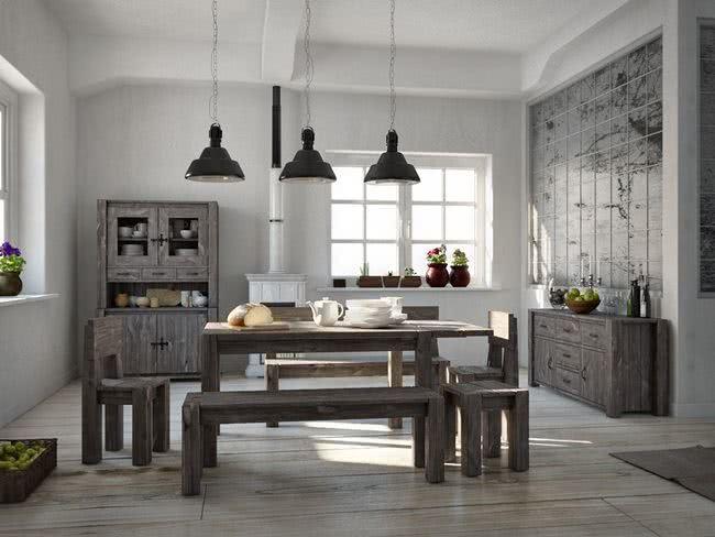 meble drewniane, krzesła do jadalni