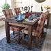 Jakie meble drewniane do kuchni? Porady i inspiracje