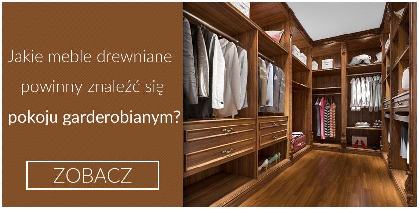 Jakie meble powinny znaleźć się w pokoju garderobianym?