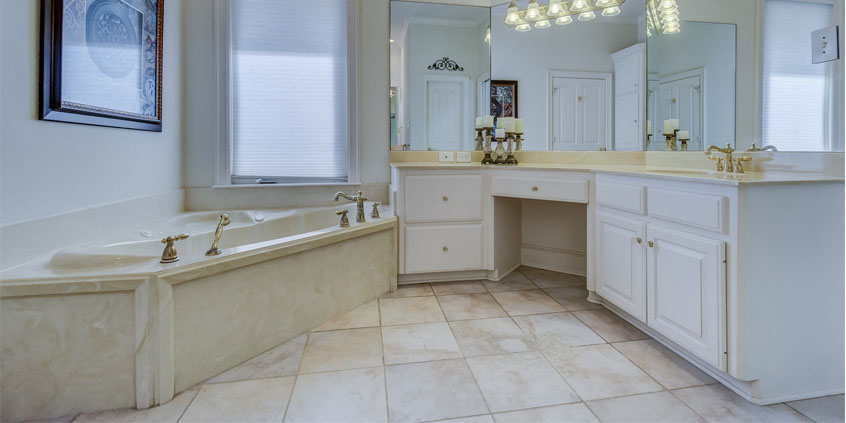 meble drewniane do łazienki