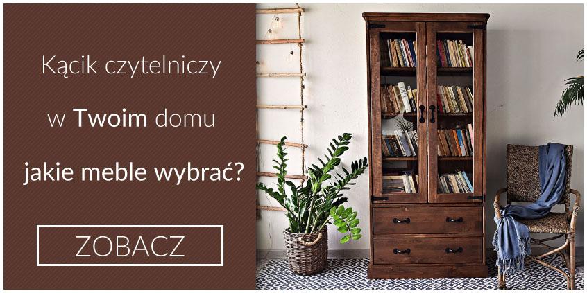 Jakie meble wybrać do biblioteczki?