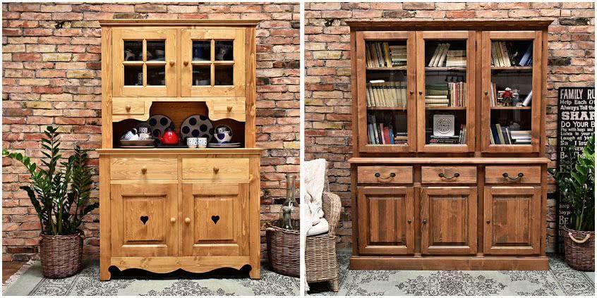 Jak wykorzystać kredens drewniany we wnętrzu? 4 sprawdzone sposoby!