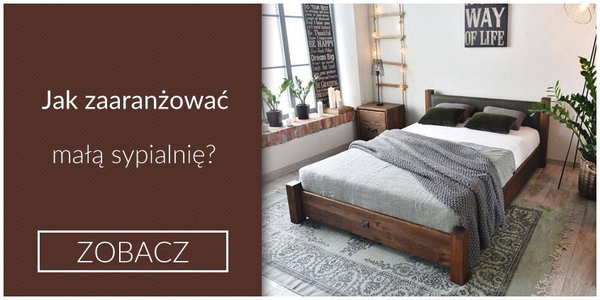 Jak zaaranżować małą sypialnię