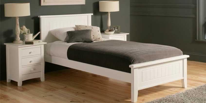 Łóżka pojedyńcze