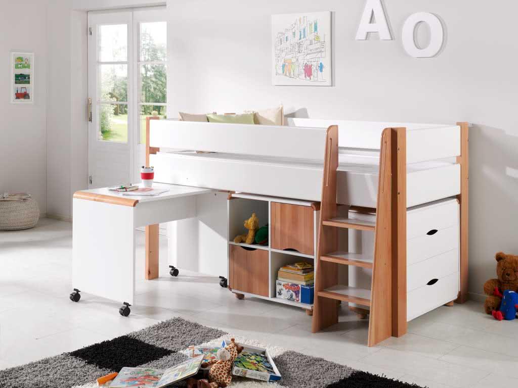 Łóżka piętrowe dla dzieci olx
