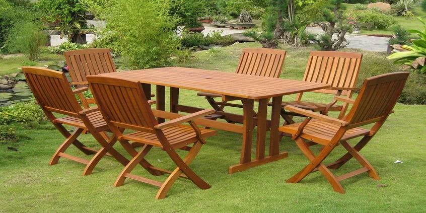 Jak Dbać O Drewniane Meble Ogrodowe Seart