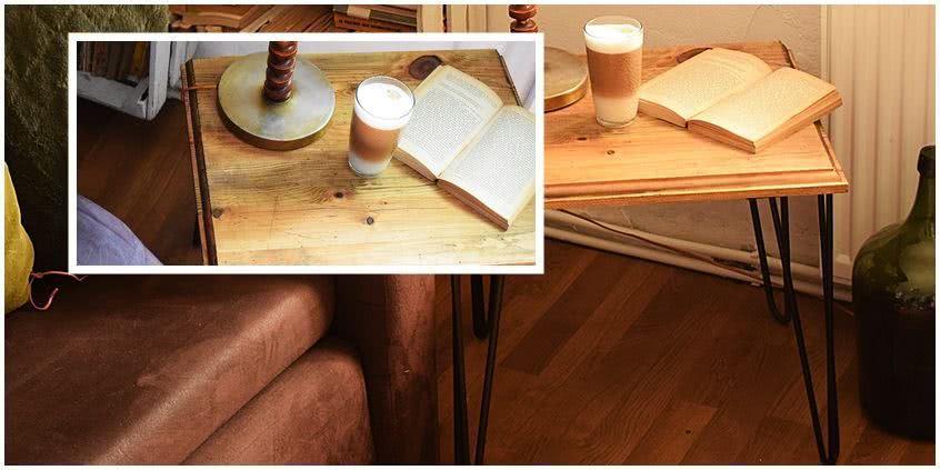 Jak Zrobić Stolik Kawowy W Stylu Loft Seart