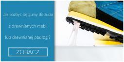 jak usunąć gume do żucia z mebli