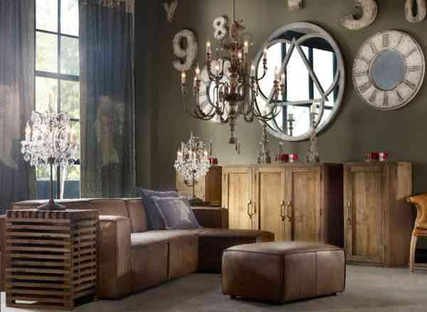 Meble drewniane Vintage
