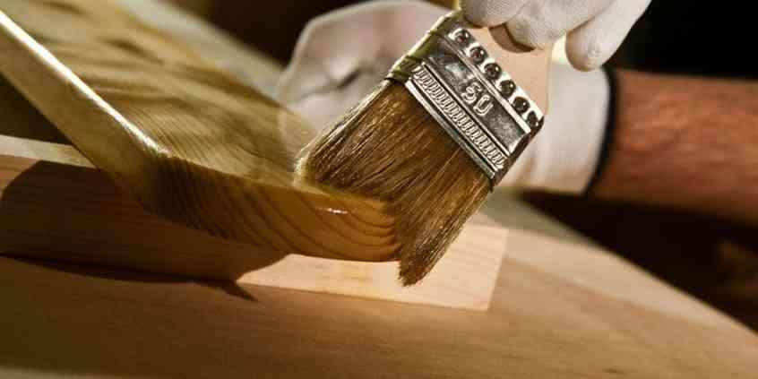 Woskowanie i olejowanie mebli drewnianych [2018]