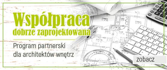 prowizja dla architektów i dekoratorów wnętrz