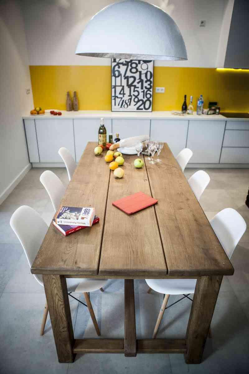 Stół rustyk