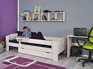 Łóżko parterowe dla dzieci Junior 100