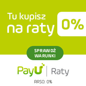 Raty 0 % PayU