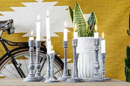Świecznik na stół