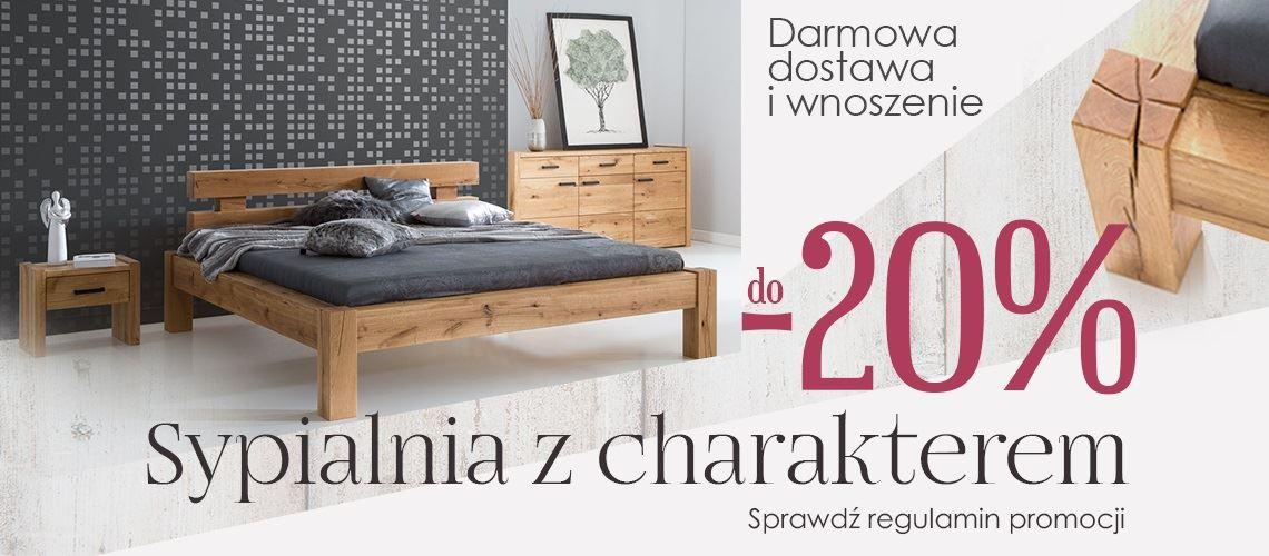 Kolekcja mebli drewnianych Dream Bedroom